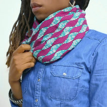 Load image into Gallery viewer, Unisex Waves Snood