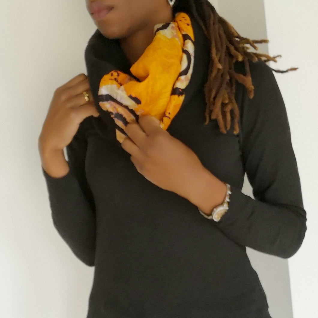 Unisex Tiger Snood