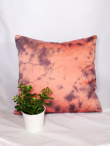 LILAC/OLD PINK - BURST CUSHION COVER