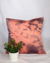 Load image into Gallery viewer, LILAC/OLD PINK - BURST CUSHION COVER