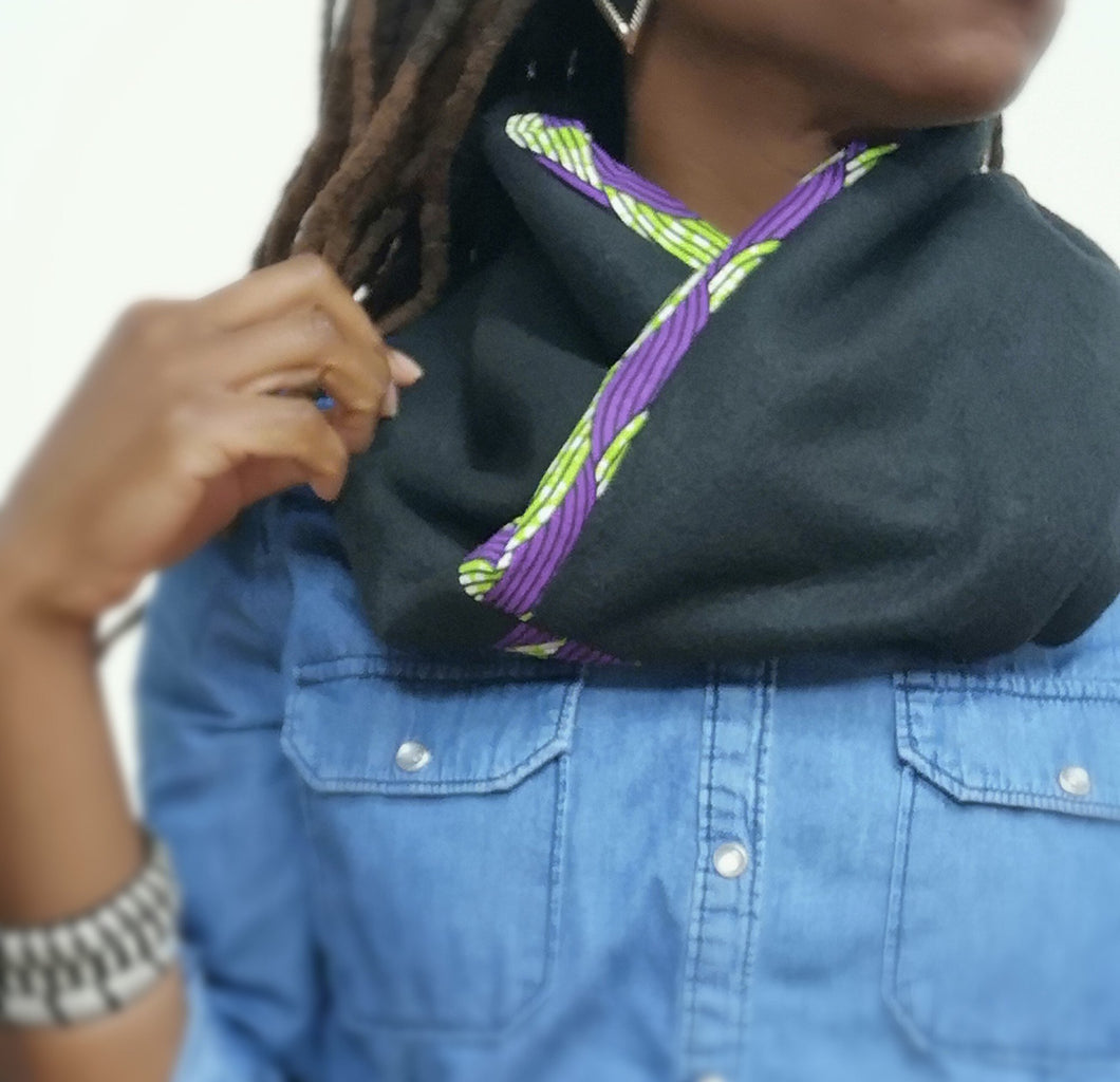 Unisex Waves Snood