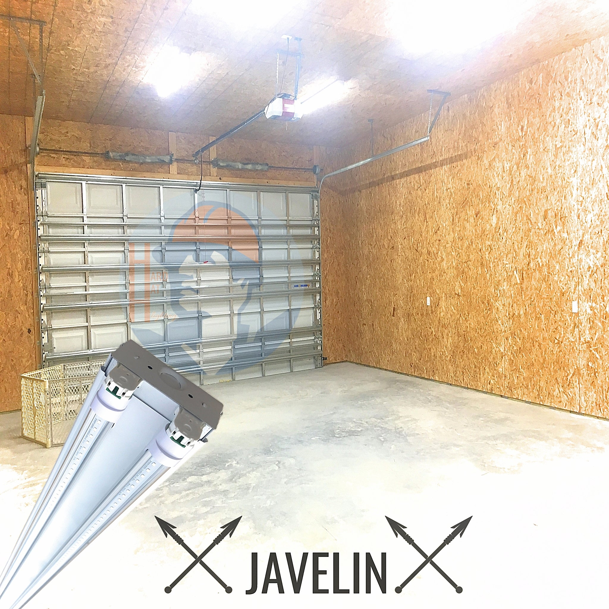 Javelin Best Led Workbench Light Free Shipping Hardhat Lighting