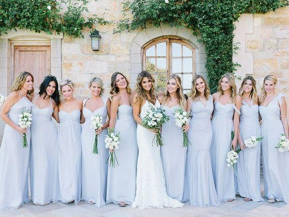 Affordable Blue Navy Bridesmaid Dresses UK Company FREE Delivery