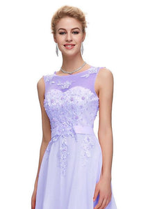 Adele lilac bridesmaid wedding prom dress uk