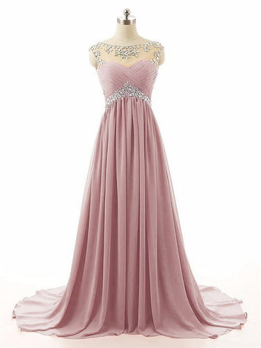 Athena - Dusky Pink (Sample Dress - In Stock)