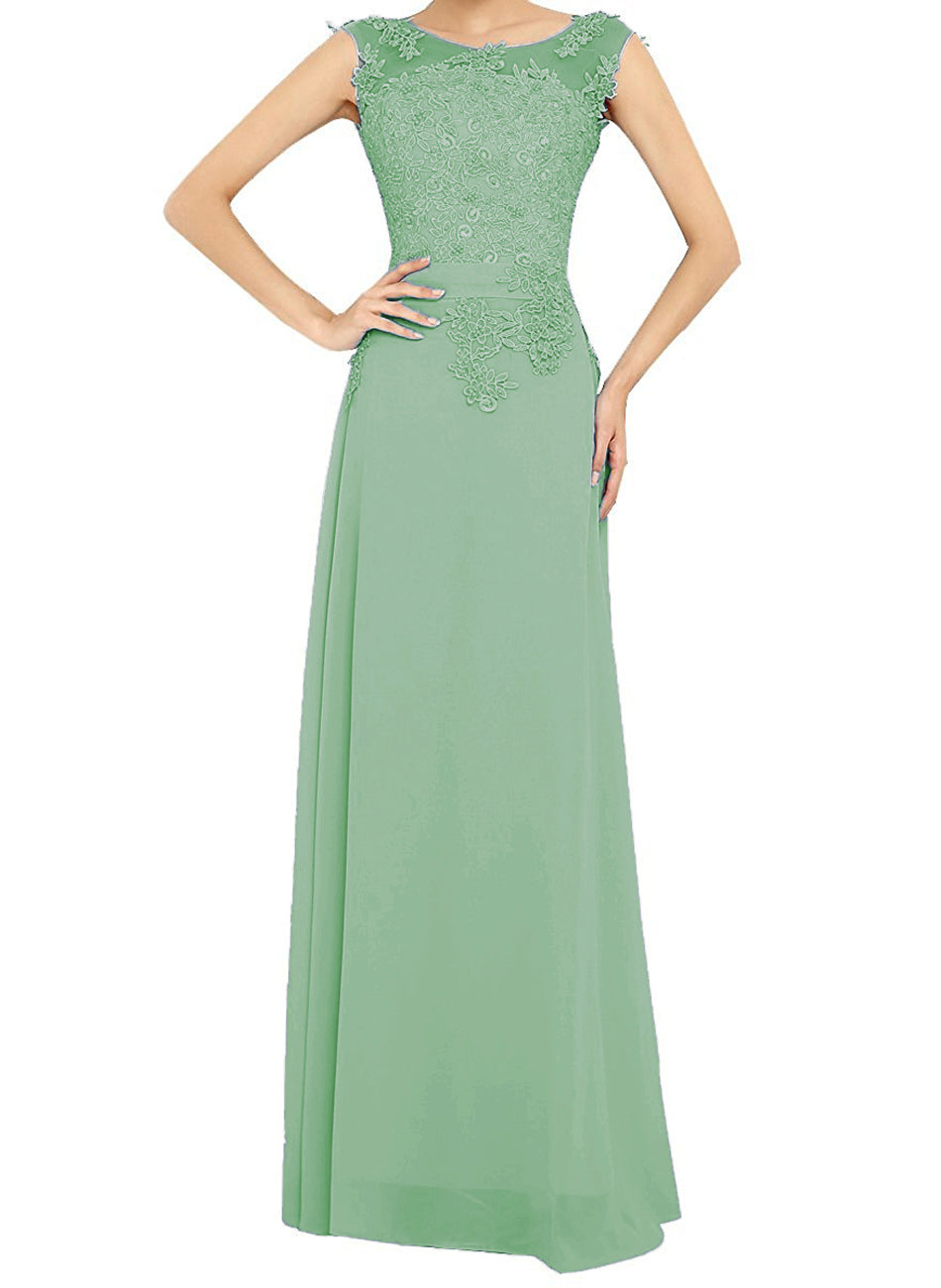 Autumn bamboo sage green  lace chiffon long bridesmaid wedding bridal prom evening ballgown dress loulous bridal boutique ltd uk