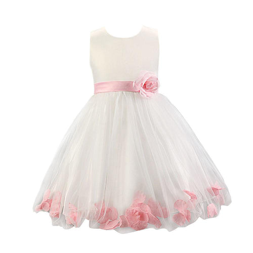 Bonnie - Pale Pink (Sample Dress - In Stock)