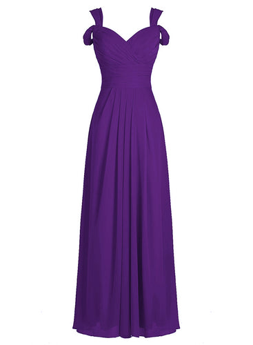 Claire - Cadbury Purple (Sample Dress - In Stock)