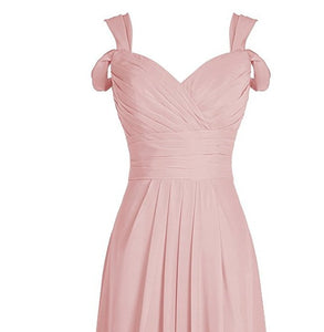 claire dusky dusty blush pink cold shoulder long bridesmaid wedding prom bridal dress loulous bridal boutique ltd uk