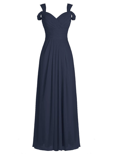 Claire - Dark Navy Blue