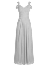 claire light silver grey cold shoulder long bridesmaid wedding prom bridal dress loulous bridal boutique ltd uk