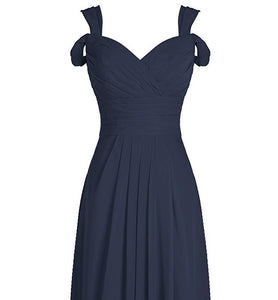 claire dark navy blue cold shoulder long bridesmaid wedding prom bridal dress loulous bridal boutique ltd uk