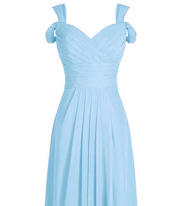 claire light pale blue cold shoulder long bridesmaid wedding prom bridal dress loulous bridal boutique ltd uk