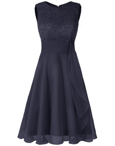Clara - Dark Navy Blue