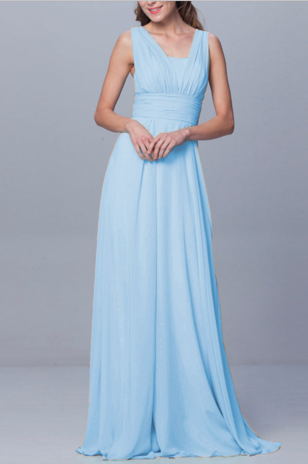 Darcy MultiWay - Pale Blue (Sample Dress - In Stock)