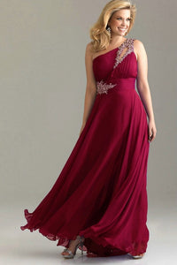 Burgundy One Shoulder Diamante Beaded Evening Bridesmaid Wedding Ballgown Prom Cruise Formal Occasion long dress uk