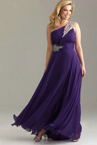 Gina cadbury purple crystal beaded one shoulder bridesmaid wedding bridal evening prom dress UK  Loulous Bridal Boutique