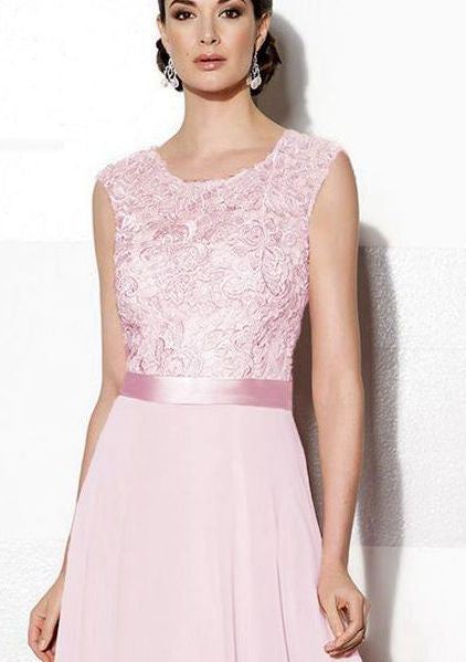 Gracie - Pale Pink (Sample Dress - In Stock)
