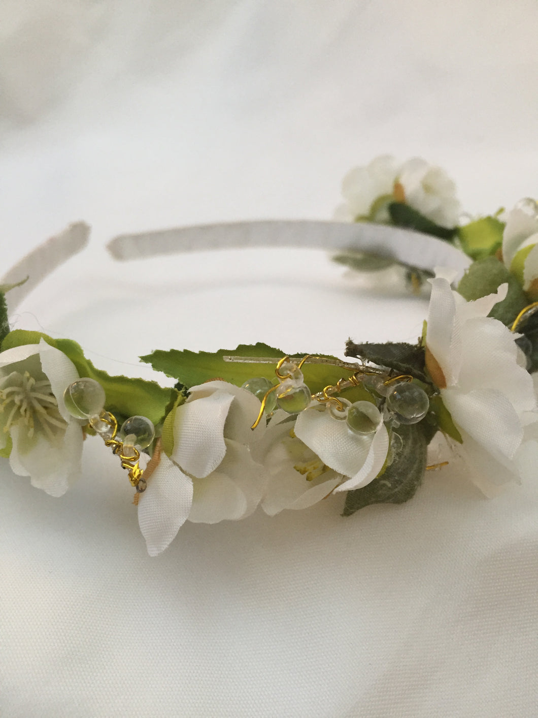 Floral Hairband - All Colours Available