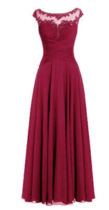 Jessica Beau Melanie Berry Red Maroon Burgundy Wine Cranberry Claret Lace Chiffon Pleated Long Bridesmaid Wedding Bridal Prom Evening Dress UK