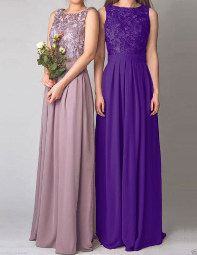 Lydia Cadbury Purple lace bridesmaid wedding prom cruise evening ballgown dress loulous bridal boutique ltd