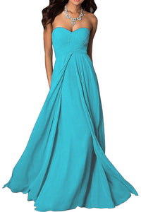 madison aqua spa blue turquoise chiffon strapless long maxi bridesmaid wedding bride bridal prom ballgown evening formal occasion dress uk
