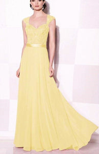 olivia lemon yellow sequin beaded long bridesmaid prom evening dress loulous bridal boutique ltd uk