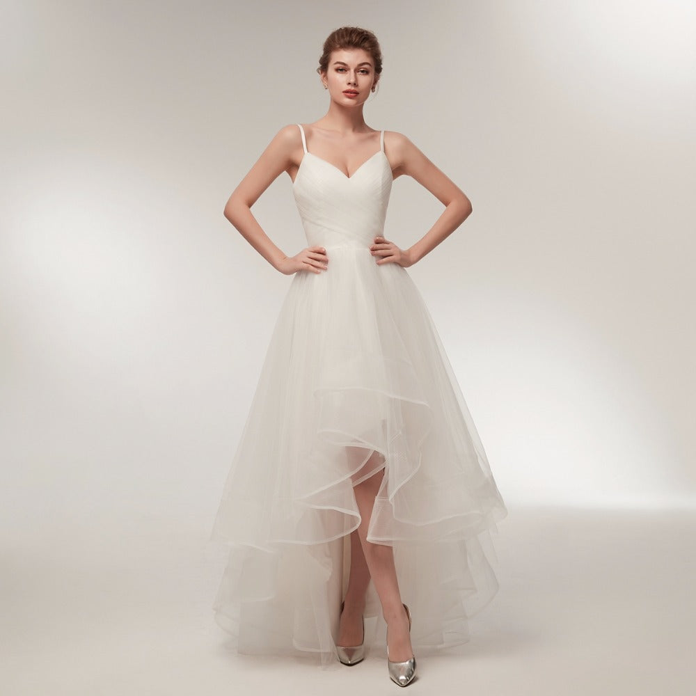 6470aeb7334 High Low Wedding Dress Uk - Gomes Weine AG