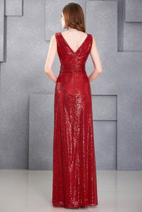 Saskia Sequin - Red