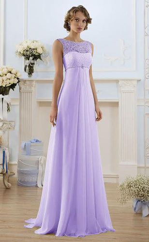 Yvette - Lilac Sorbet (Sample Dress - In Stock)