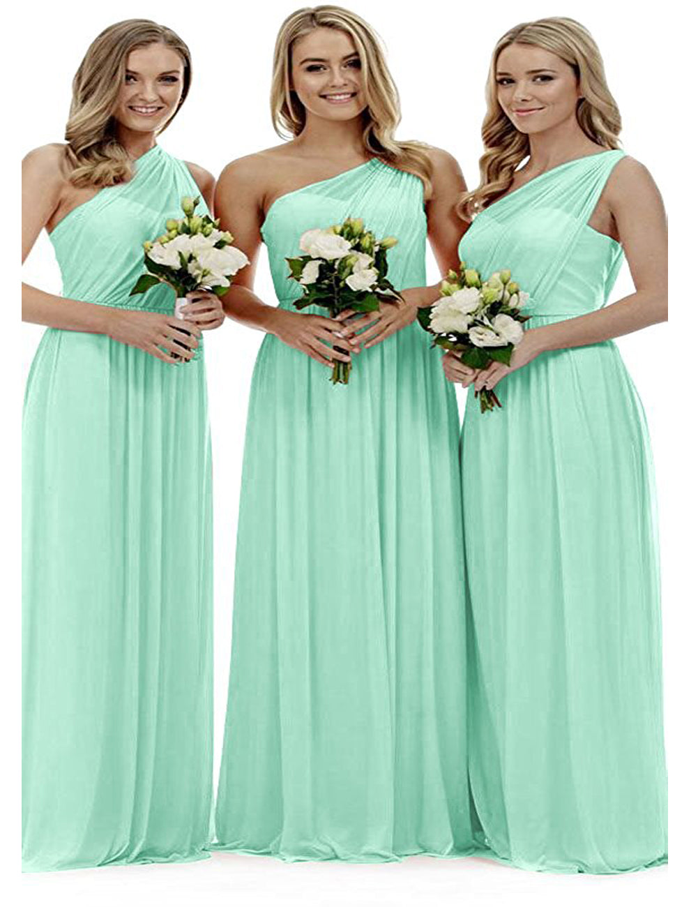 89f7fc5050a Cheap Long Mint Green Bridesmaid Dresses - Gomes Weine AG