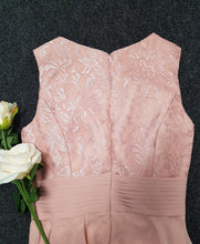 Clara - Dusky Pink (Sample Dress - In Stock)