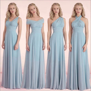 darcy multiway illusion bridesmaid evening wedding bridal dress loulous bridal boutique ltd uk