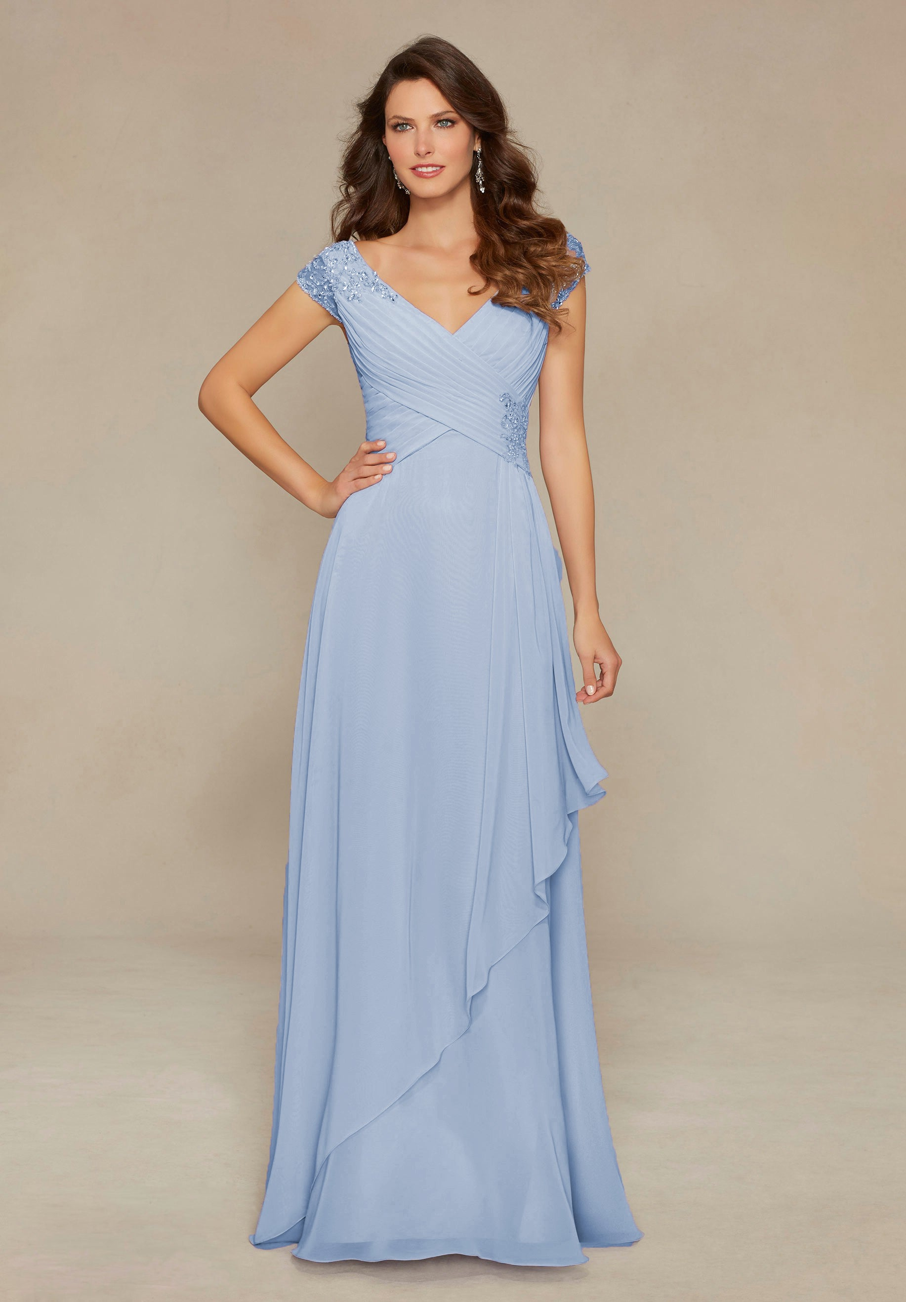1a436210bd9 Evening Dresses Baby Blue - Gomes Weine AG