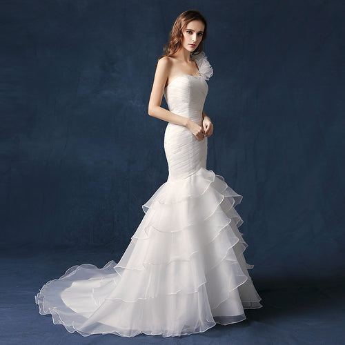 Victoria Fishtail Wedding Dress