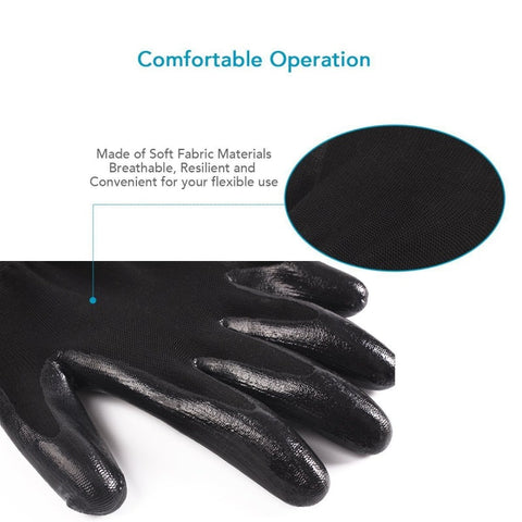 Image of Advanced De-shedding Grooming Glove