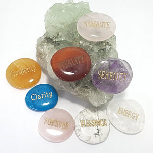 Crystal Name Stones