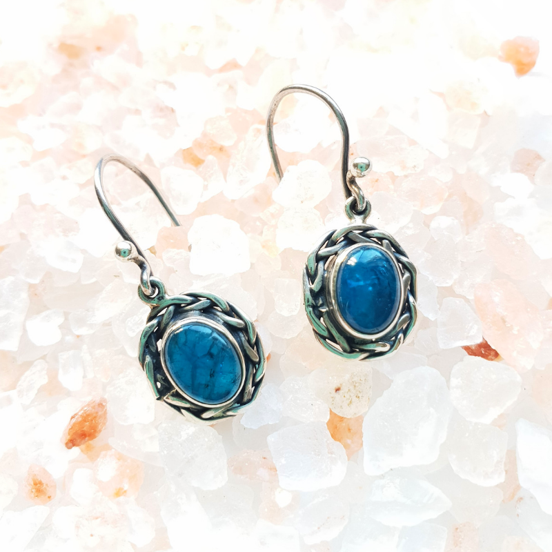 Kyanite Earrings