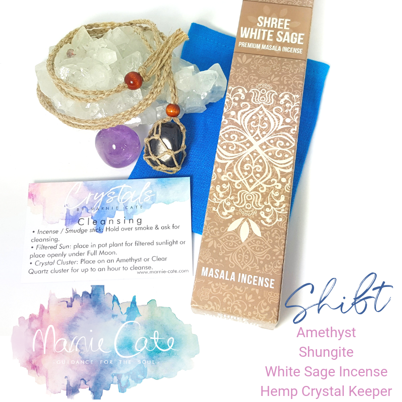 Crystal Gift Pack SHIFT