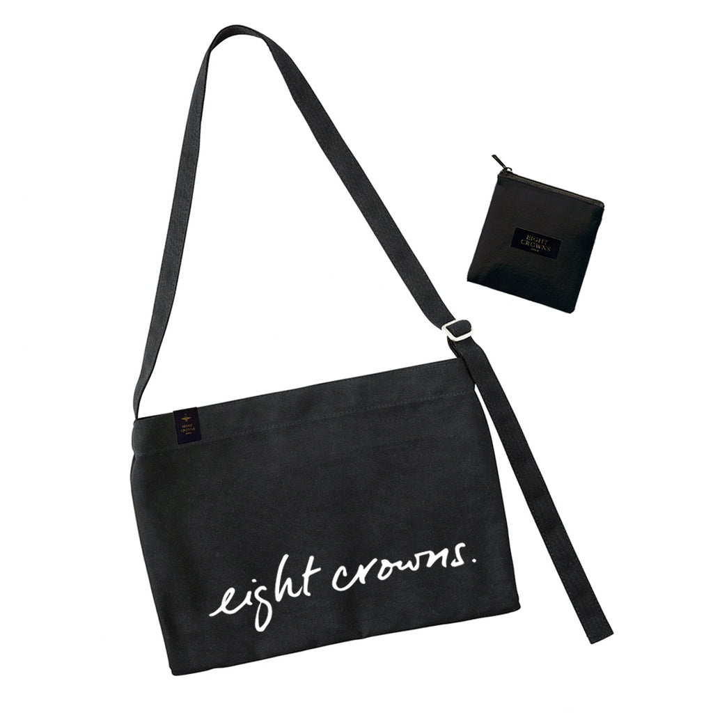 EIGHT CROWNS SACOCHE & POUCH