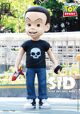 "HEROCROSS Disney Toy Story Nightmare of Toy Sid Phillips & Scud Dog 24"" Vinly Figure Set"