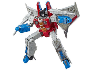 Hasbro Transformers War for Cybertron: Siege Voyager Starscream