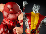 Hasbro Marvel Comics 80th Anniversary Marvel Legends X-Men Colossus and Juggernaut 6-Inch Action Figures 2 Pack