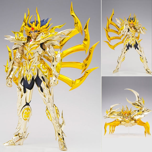 Bandai Saint Seiya Cloth Myth EX - Cancer Deathmask God Cloth - Soul of Gold - Action Figure