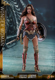 Hot Toys Justice League Wonder Woman (Deluxe Version) 1/6 Scale Figure