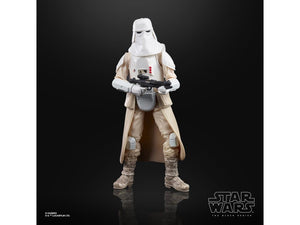 "Hasbro Star Wars 40th Anniversary The Black Series 6"" Wave 36 Snowtrooper Figure"