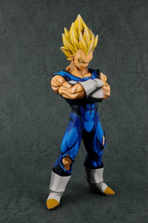Banpresto Dragon Ball Z Manga Dimensions Super Saiyan Vegeta