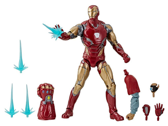 Hasbro Marvel Avengers Endgame Marvel Legends 6-Inch Iron Man Mark LXXXV Action Figure