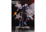 Play Imaginative Super Alloy 1/12 Scale Iron Man 3 Iron Patriot Diecast Action Figure