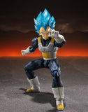 Bandai Tamashii Nations Dragon Ball Super S.H.Figuarts Super Saiyan God Super Saiyan Vegeta Figure